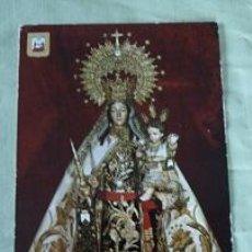 Postales: VIRGEN DEL CARMEN CORONADA SAN FERNANDO CÁDIZ. Lote 114616399