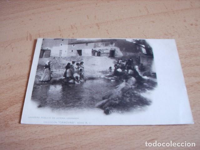 JAYENA ( GRANADA ) LAVADERO PUBLICO (Postales - España - Andalucía Antigua (hasta 1939))