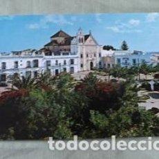Postales: POSTAL SAN FERNANDO CADIZ IGLESIA NTRA SRA DEL CARMEN. Lote 115009251