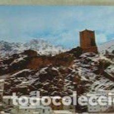 Postales: POSTAL CAZORLA JAEN - CASTILLO DE LA YEDRA. Lote 115018499
