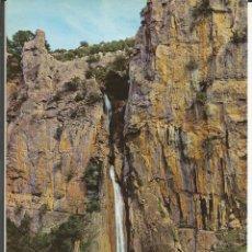 Postais: POSTAL SIERRA DE CAZORLA (JAÉN) - CASCADA DE LINAREJOS - 1971. Lote 115066803