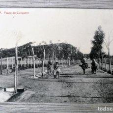 Postales: ANTIGUA POSTAL DE HUELVA - PASEO DE CONQUERO - FOTOTIPIA THOMAS - NO CIRCULADA - EN PERFECTO ESTADO . Lote 115330447
