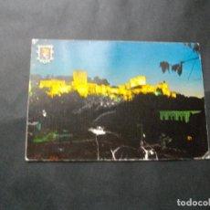 Postales: POSTAL DE - GRANADA BONITAS VISTAS- LA DE LA FOTO VER TODAS MIS POSTALES. Lote 115452711
