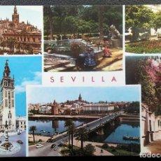 Postales: SEVILLA. 2085 VARIOS ASPECTOS. ED. ARRIBAS. NUEVA. .. Lote 115653015