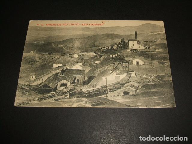 MINAS DE RIO TINTO HUELVA SAN DIONISIO (Postales - España - Andalucía Antigua (hasta 1939))