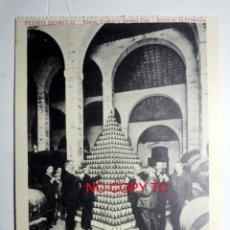 Postales: PEDRO DOMECQ VINOS, COÑAC Y GRAN VINO JEREZ DE LA FRONTERA ANDALUCÍA. Lote 116290787