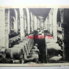 Postales: PEDRO DOMECQ VINOS, COÑAC Y GRAN VINO JEREZ DE LA FRONTERA ANDALUCÍA. Lote 116291047