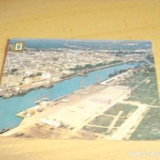 Postales: PUERTO SANTA MARIA ( CADIZ ) VISTA AEREA. Lote 116411819