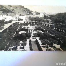 Postales: MALAGA. JARDINES DEL AYUNTAMIENTO. 1954.. Lote 116675879