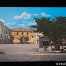 Postales: MONTILLA PLAZA DE LA ROSA ED ARRIBAS CIRCULADA. Lote 116745263