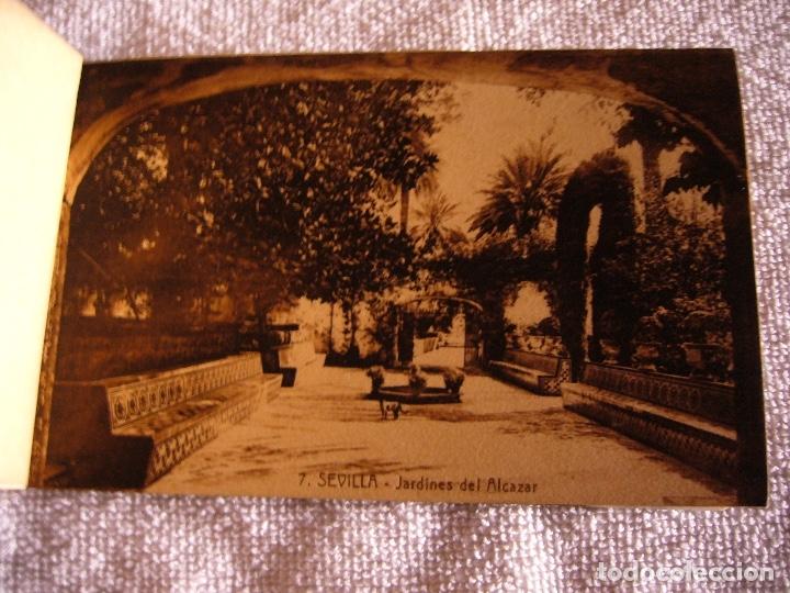 Postales: RECUERDO DE SEVILLA , ABELARDO LINARES .20 POSTALES SERIE I - Foto 2 - 116797731