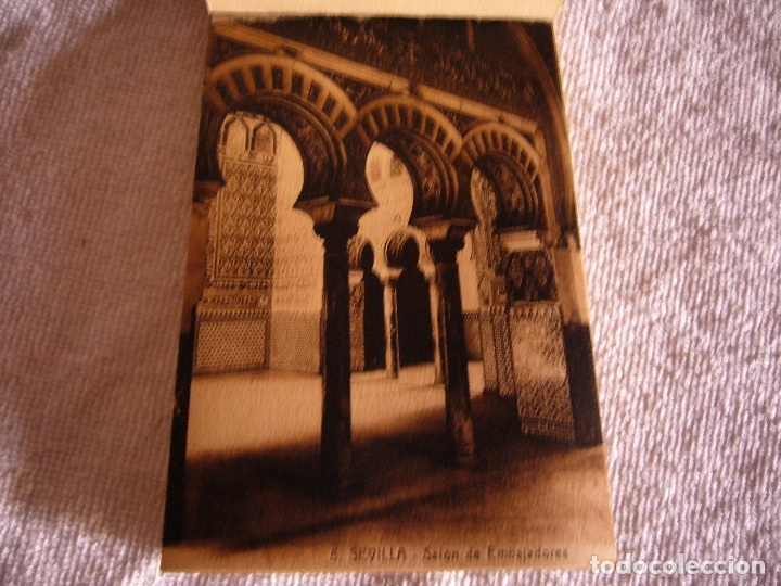 Postales: RECUERDO DE SEVILLA , ABELARDO LINARES .20 POSTALES SERIE I - Foto 3 - 116797731