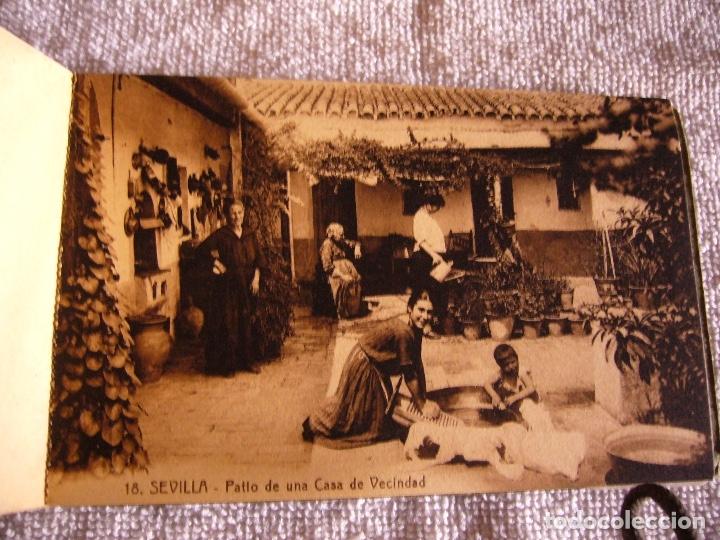 Postales: RECUERDO DE SEVILLA , ABELARDO LINARES .20 POSTALES SERIE I - Foto 4 - 116797731