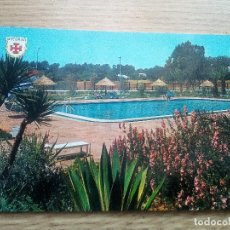 Postales: JEREZ DE LA FRONTERA. HOTEL JEREZ. Lote 117441487