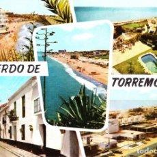 Postales: TORREMOLINOS (MÁLAGA) - (DOMINGUEZ Nº 30) CIRCULADA 1965 / P-3005. Lote 117656523