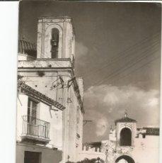Postales: UTRERA - CONVENTO DE LOS DOLORES Y ARCO DE LA VILLA - Nº 12. Lote 117893431