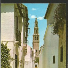 Postales: ÉCIJA - CALLE MÁRMOLES Y TORRE DE SAN GIL - HELIOTIPIA ARTÍSTICA ESPAÑOLA Nº 2 - P25406. Lote 117951019
