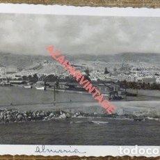 Postales: ALMERIA, VISTAL GENERAL DEL PUERTO, NUM. 68, ARRIBAS, RARA. Lote 118248687
