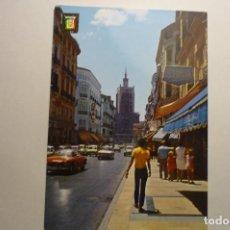 Postales: POSTAL MALAGA .-CALLE LARIOS. Lote 118301215