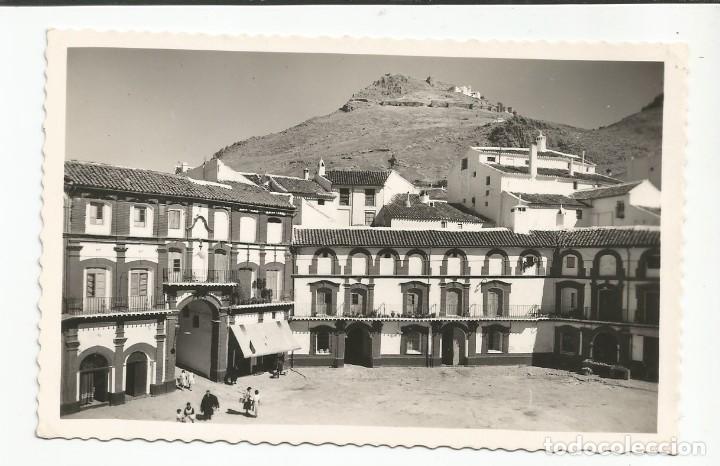 ARCHIDONA - PLAZA DE ABASTOS, AL FONDO SANTUARIO DE NTRA. SRA. DE GRACIA - Nº 8 ED. ORTIZ (Postales - España - Andalucia Moderna (desde 1.940))