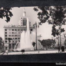 Cartes Postales: 68 - MALAGA. PLAZA DE QUEIPO DE LLANO. FUENTE. Lote 118939691