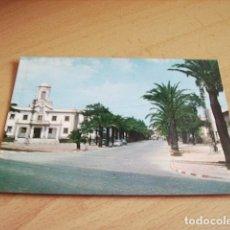 Postales: HUELVA -- AVENIDA SUROESTE. Lote 119036259