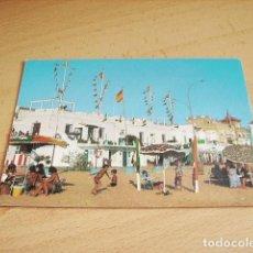 Postales: ROTA ( CADIZ ) PLAYA DE LA COSTILLA. Lote 119074487