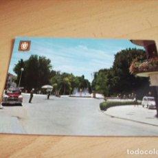 Postales: ALCALA LA REAL ( JAEN ) EL PARQUE DE LA CARRERA. Lote 119084599
