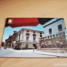 Postales: ALCALA LA REAL ( JAEN ) PILAR DE LOS ALAMOS Y CARRERA DE LAS MERCEDES. Lote 119086919