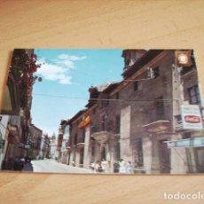 Postales: ALCALA LA REAL ( JAEN ) PALACIO ABACIAL Y CARRERA DE LAS MERCEDES. Lote 119087091