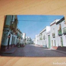 Postales: DOS HERMANAS ( SEVILLA ) CALLE GENERAL FRANCO. Lote 119091215