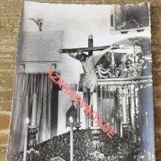 Postales: SEMANA SANTA SEVILLA,CRISTO DE BURGOS, ,EDIT.ARRIBAS.NUM.318. Lote 119416623