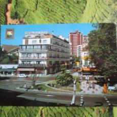 Postales: 5188 SPAIN ESPAÑA ESPAGNE ANDALUCIA MALAGA TORREMOLINOS PLAZA Y AVENIDA MANANTIALES. Lote 119042311