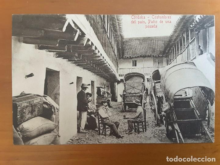 POSTAL CÓRDOBA - PATIO DE UNA POSADA (Postales - España - Andalucía Antigua (hasta 1939))
