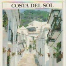 Postales: (626) COSTA DEL SOL. CALLE TIPICA. Lote 120241423
