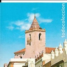 Postales: POSTAL DE PUERTO REAL (CÁDIZ), CALLE ANCHA. Lote 120344523