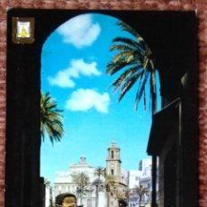 Postales: CADIZ - ARCO DE LA ROSA. Lote 120821487
