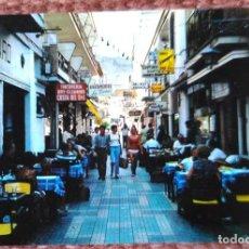 Postales: TORREMOLINOS - CALLE DEL CAUCE. Lote 120822451