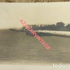 Postales: PUERTO DE SANTA MARIA - RIO GUADALETE Y VISTA PARCIAL - SIN EDITOR Nº21. Lote 121046415