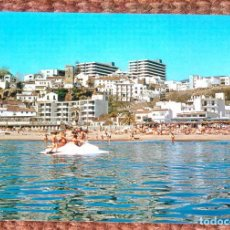 Postales: TORREMOLINOS - PLAYA DEL BAJONDILLO. Lote 121318307