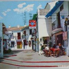 Postales: POSTAL. MÁLAGA. COSTA DEL SOL. TORREMOLINOS. EDICIONES BEASCOA. CIRCULADA.. Lote 121365351