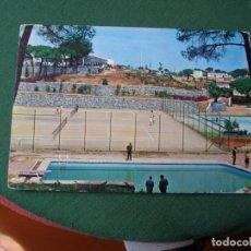 Postales: POSTAL DE HUELVA CIUDAD DEPORTIVA BONITAS VISTAS LA DE LAS FOTOS VER TODAS MIS POSTALES. Lote 121846507
