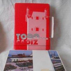 Postales: COLECCIÓN DE 31 POSTALES EN COLOR TODO...CÁDIZ. Lote 122253867