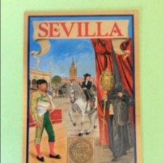 Postales: TARJETA POSTAL FIESTAS PRIMAVERALES EN SEVILLA - AÑO 2015. Lote 122682135
