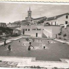 Postales: CORTES DE LA FRONTERA - PISCINA INFANTIL - Nº 1007 ED. ARRIBAS. Lote 122766395