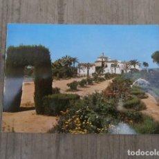Postales: POSTAL HUELVA, MONASTERIO DE LA RABIDA. Lote 122773199