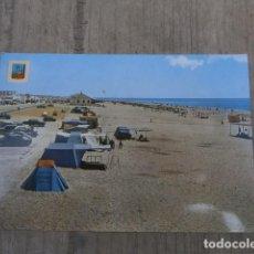 Postales: POSTAL LEPE, HUELVA,PLAYA LA ANTILLA. Lote 122773307