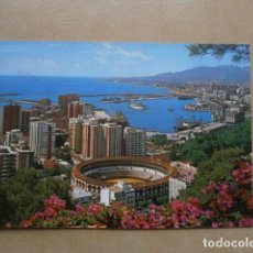 Postales: POSTAL MALAGA, COSTA DEL SOL. Lote 124023659