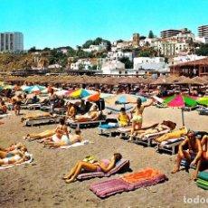Postales: TORREMOLINOS (MÁLAGA) -PLAYA DEL BAJONDILLO- (BEASCOA Nº 1681) SIN CIRCULAR / P-3538. Lote 124524423