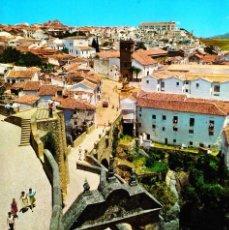 Postales: RONDA (MÁLAGA) -ARCO DE FELIPE V Y VISTA PARCIAL- (EDICIONES ARRIBAS Nº 47) CIRCULADA / P-3545. Lote 124526059